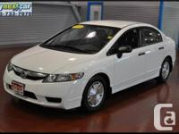 MyNextCar provides this reduced KM 2010 Civic DX-G