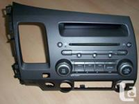 I am selling an used 2010 HONDA CIVIC Radio Stereo MP3