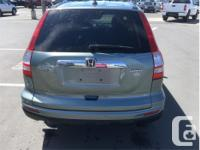 Make Honda Model CR-V Year 2010 kms 172669 Trans