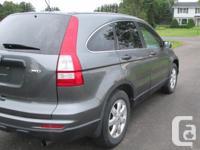 Make Honda Model CR-V Year 2010 Colour Grey kms 25000