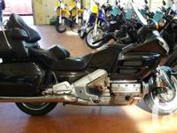 The ultimate touring bike w/ABS. 1800 cc's of touring