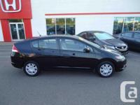 Make Honda Model Insight Hybrid Year 2010 Colour Black
