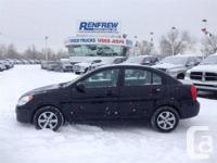Get excited about the 2010 Hyundai Accent!  This is an