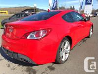 Make Hyundai Model Genesis Coupe Year 2010 Colour Red