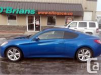 Make Hyundai Model Genesis Coupe Year 2010 Colour Blue