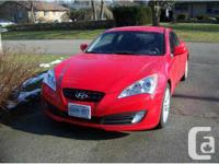 London, ON 2010 Hyundai Genesis Coupe This reliable and