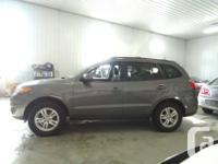 Make Hyundai Model Santa Fe Year 2011 Colour Gray kms