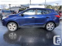 Make Hyundai Model Tucson Year 2010 Colour Blue kms