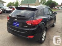 Make Hyundai Model Tucson Year 2010 Colour black kms
