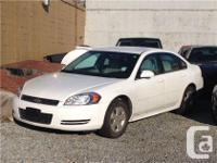 Make Chevrolet Model Impala Year 2010 Colour White kms