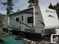2010 Jayco Jayflight BHDS Standard trailer. This