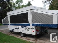 -2010 Jayco Tent Trailer 1207 series -Sleeps 6-8 ppl: 1