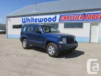 Make Jeep Model Liberty Year 2010 Colour Blue kms