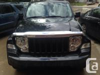 Make Jeep Model Liberty Year 2010 Colour Black kms