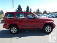 Make Jeep Model Liberty Year 2010 Colour Red kms