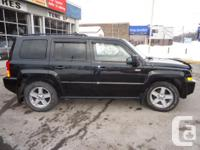 Make Jeep Model Patriot Year 2010 Colour Black kms
