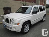 Make Jeep Model Patriot Year 2010 Colour White kms