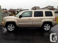 Kingston, ON 2010 Jeep Patriot Limited This Jeep offers