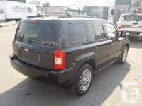 Make Jeep Model Patriot Year 2010 Colour Black kms