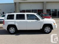 Make Jeep Model Patriot Year 2010 Colour White kms