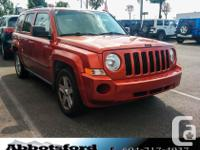 Make Jeep Model Patriot Year 2010 Colour Orange kms