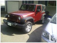 Coquitlam, BC 2010 Jeep Wrangler 4x4 It is the ultimate