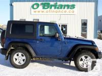 Make Jeep Model Wrangler Year 2010 Colour Blue kms