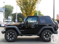 Make Jeep Model Wrangler Year 2010 Colour Black kms
