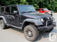 Make Jeep Model Wrangler Unlimited Year 2010 Colour