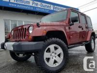 Make Jeep Model Wrangler Unlimited Year 2010 Colour Red