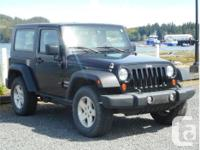 Make Jeep Model Wrangler Year 2010 Colour Black kms