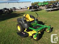 23HP Briggs & Stratton Engine, Twin Control Handles,