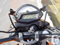 2010 KAWASAKI ER 6N 650 NINJA 4234 kms Features: