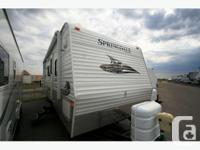 2010 KEYSTONE RV SPRINGDALE 25BH Travel Trailer