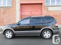 Make Kia Model Borrego Year 2010 Colour Black kms