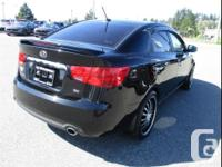 Make Kia Model Forte Year 2010 Colour Black kms 142351