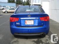 Make Kia Model Forte Year 2010 Colour Blue kms 126257