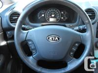 Make Kia Model Rondo Year 2010 Colour Red kms 76900
