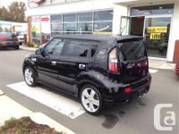 Make Kia Model Soul Year 2010 Colour Black kms 99132