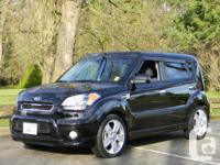 2010 Kia Soul SX Backup Camera Vehicle Summary Year
