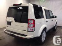 Make Land Rover Model LR4 Year 2010 Colour white kms