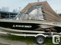 Just in to Breakwater Marine...this 1 owner freshwater