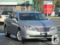 2010 Lexus ES 350 Sedan   Year :	2010 Make:	Lexus