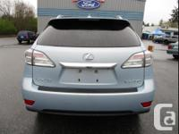 Make Lexus Model RX 350 Year 2010 Colour Sky Blue kms