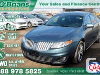 Make Lincoln Model MKS Year 2010 Colour Steel Blue