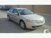 -Motivated Seller - The Lincoln MKZ is the ultimate