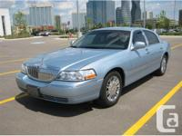 Mississauga, ON 2010 Lincoln Town Car Continental