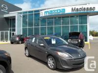 Make. Mazda. Version. 3. Year. 2010. Colour. GRAPHITE.
