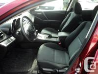 Make Mazda Model 3 Year 2010 Colour Red kms 207000