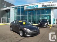 Make. Mazda. Model. MAZDA3. Year. 2010. Colour.